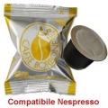 100 Cialde caffè Borbone Respresso miscela ORO compatibile Nespr