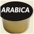 120 CAPSULE COMPATIBILI CAFFITALY MISCELA ARABICA
