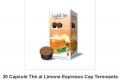 30 CAPSULE THE AL LIMONE TERMOZETA ESPRESSOCAP