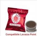 CAFFE' BORBONE MISCELA ROSSA COMPATIBILE LAVAZZA ESPRESSO POINT