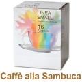 CAFFE' ZUCCHERATO ALLA SAMBUCA 128 CIALDE